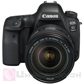 Canon EOS 6D Mark II Kit (24-105 L IS II USM)