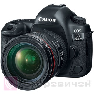 Canon EOS 5D Mark IV Kit (24-70 L IS)
