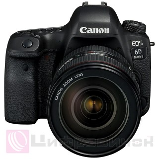 Canon EOS 6D Mark II Kit (24-70 L IS)