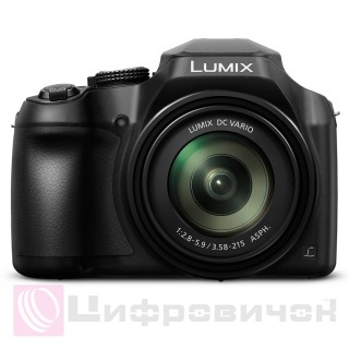 Panasonic Lumix DC-FZ82 Black