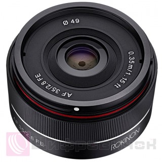 Samyang AF 35mm F2.8 FE for Sony