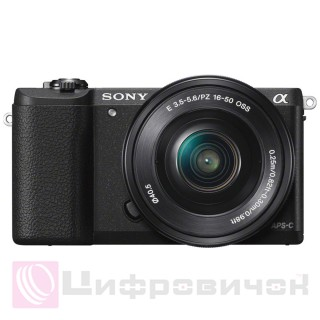Sony Alpha a5100 16-50 Black