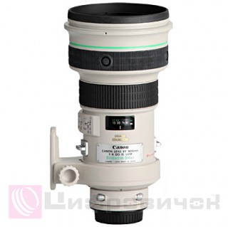 Canon EF 400mm f 4.0 DO IS USM