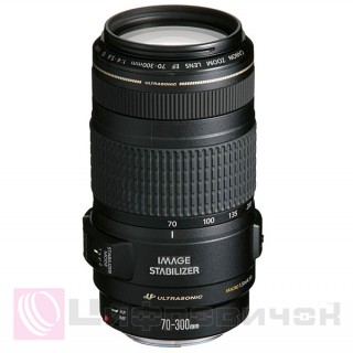 Canon EF 70-300mm f 4.0-5.6 IS USM