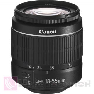 Canon EF-S 18-55mm f 3.5-5.6 DC III