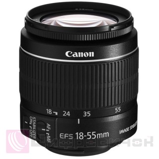Canon EF-S 18-55mm f 3.5-5.6 IS II