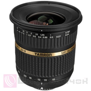 Tamron AF SP 10-24mm F3,5-4,5 Di II LD Aspherical (IF) for Pentax