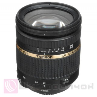 Tamron AF SP 17-50mm F2.8 XR Di II VC LD Aspherical (IF) for Canon