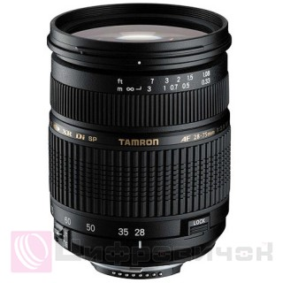 Tamron AF 28-200 mm F3,8-5,6 XR Di Aspherical (IF) Macro for Pentax