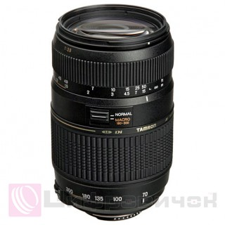 Tamron AF 70-300mm F4-5,6 Di LD Macro 1:2 for Canon