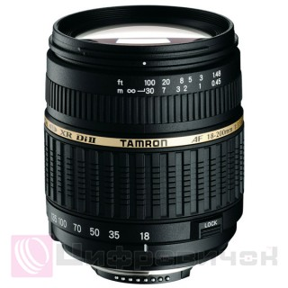Tamron AF 18-200mm F3,5-6,3 XR Di II LD Aspherical (IF) Macro for Nikon
