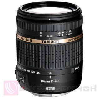 Tamron AF 18-270mm F3,5-6,3 Di II VC PZD Macro for Canon