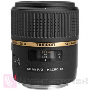 Tamron AF SP 60mm F2.0 Di II LD (IF) Macro 1:1 for Canon