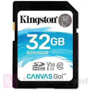 Kingston 32GB SDHC C10 UHS-I U3 R90/W45MB/s