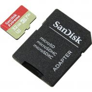 SanDisk 32 GB microSDHC UHS-I U3 Extreme Action A1 (SD Adapter)