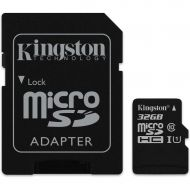Kingston 32 GB microSDHC Class 10 UHS-I Canvas Select (SD Adapter)