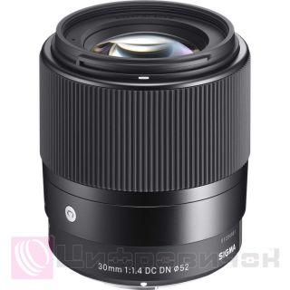 Sigma 30mm f/1.4 DC DN Contemporary Lens Micro Four Thirds