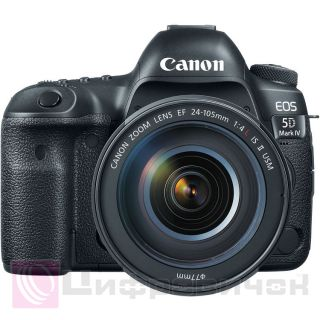 Canon EOS 5D Mark IV Kit (24-105 L IS II USM)