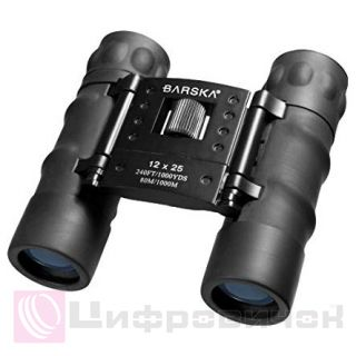 Barska Lucid View 12x25 Black