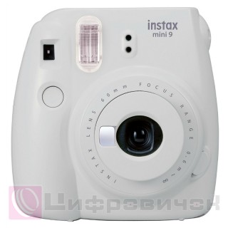 Fujifilm Instax Mini 9 TH EX D Smo White