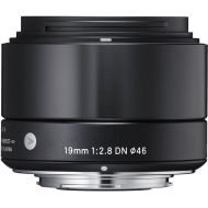Sigma AF 19mm f/2.8 DN Art Black for MFT