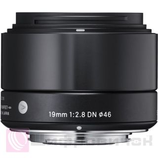 Sigma AF 19mm f/2.8 DN Art Black for Sony-E