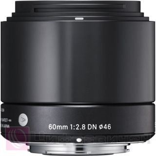 Sigma AF 60mm f/2.8 DN Art Black for Sony-E