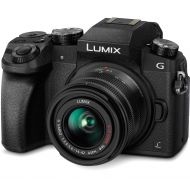 Panasonic Lumix DMC-G7 Kit 14-42mm Black