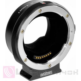 Metabones T Smart Adapter Mark IV Canon EF or Canon EF-S to Sony E-Mount