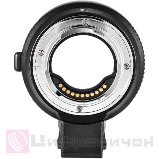 Commlite CM-AEF-MFT (AF) EF / EF-S Lens to Micro Four Thirds Adapter