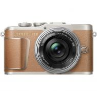Olympus PEN E-PL9 Kit (14-42mm) Brown/Silver