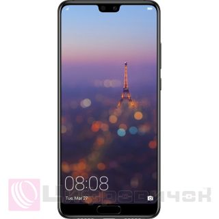 Huawei P20 4/128GB Midnight Blue