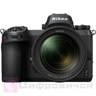Nikon Z6 kit (24-70mm) + FTZ Mount Adapter