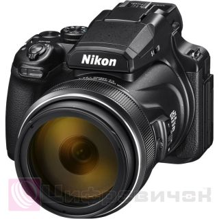 Nikon Coolpix P1000 Black