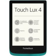 PocketBook 627 Touch Lux4 Emerald (PB627-E-CIS)