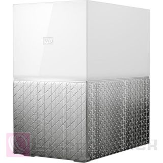 Western Digital My Cloud Home Duo 2х3.5 12Tb (WDBMUT0120JWT-EESN) Gray1