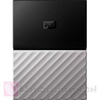 Western Digital My Passport Ultra 2.5 3Tb (WDBFKT0030BGY-WESN) Black-Gray1