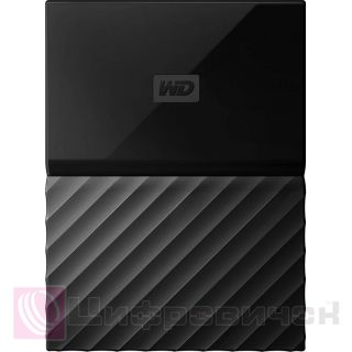 Western Digital My Passport 2.5 2Tb (WDBS4B0020BBK-WESN) Black1