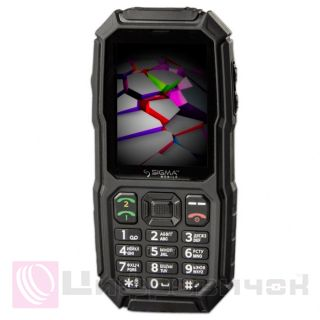 Sigma mobile X-treme ST68 Black