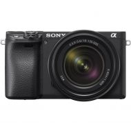 Sony Alpha a6400 Kit 18-135 Black