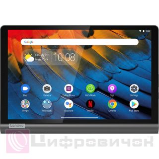 Lenovo Yoga Smart Tab WiFi 3/32GB (ZA3V0019UA) Grey