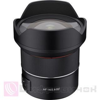 Samyang AF 14mm F2.8 for Canon RF