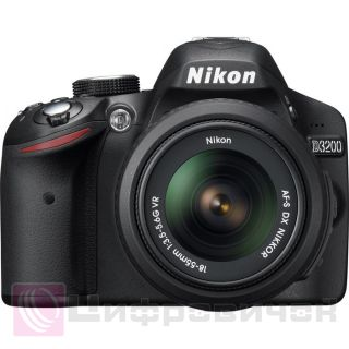 Nikon D3200 Kit 18-55mm VR II Б/В