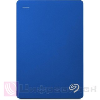 Seagate Backup Plus Portable 5TB 2.5 (STDR5000202)  Blue
