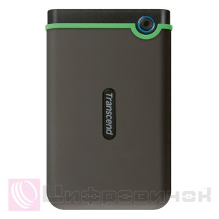 Transcend 1TB 2.5 (TS1TSJ25MC) Grey