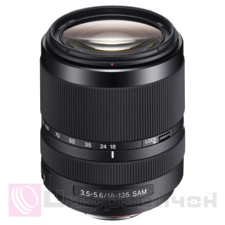 Sony 18-135mm f/3.5-5.6 SAM DT (SAL18135.AE)