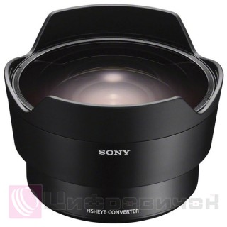 Sony 16mm Fisheye Converter for FE 28mm f/2 (SEL057FEC.SYX)