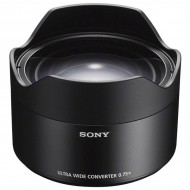 Sony 21mm Ultra-Wide Converter for FE 28mm f/2 (SEL075UWC.SYX)