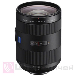 Sony 24-70mm f/2.8 SSM Carl Zeiss (SAL2470Z.AE)