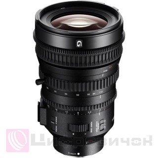 Sony 18-110mm f/4.0 G Power Zoom (E-mount) (SELP18110G.SYX)